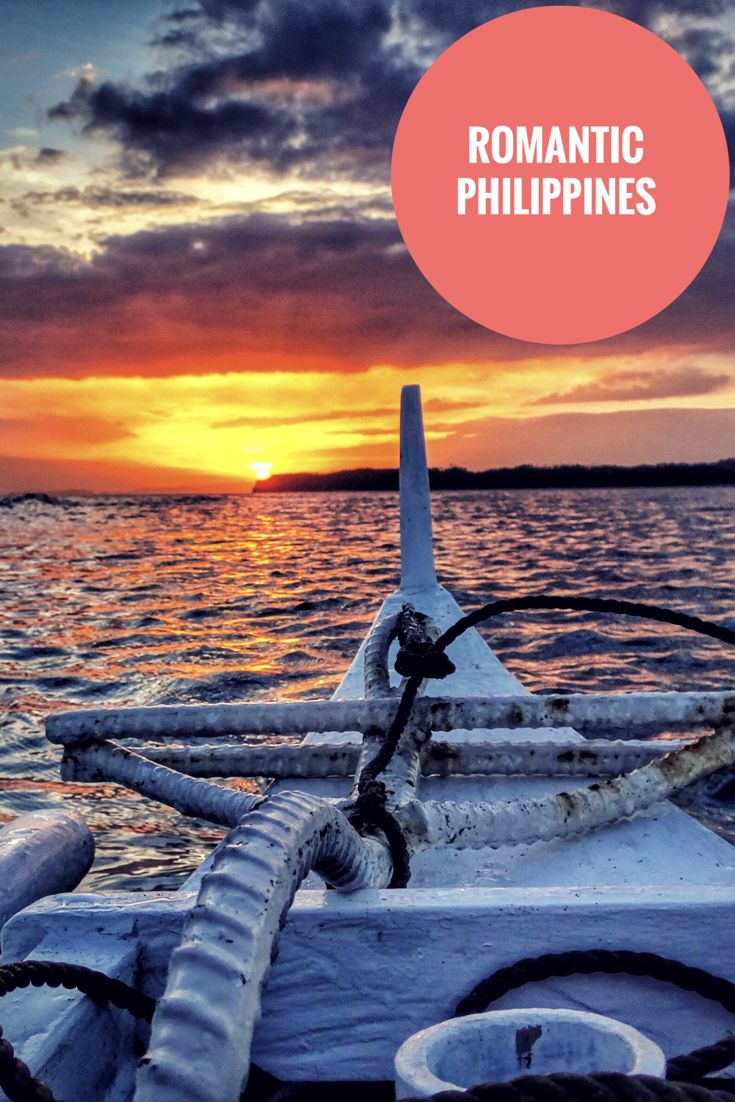 A romantic vacation in the Philippines. Two week itinerary for Manila, Legaspi, Donsol Bay, Bohol, Panglao, and El Nido.