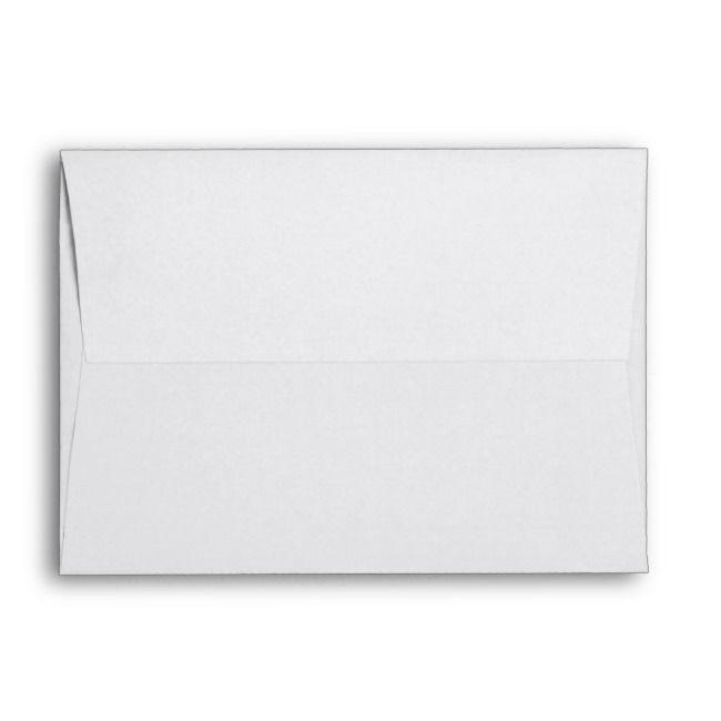Create Your Own Envelope Zazzle Com Wedding Envelopes Wedding Invitation Envelopes Custom Printed Envelopes