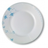 Elements Dinner plate - By Louise Campbell for Royal Copenhagen