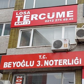 Losa Tercüme Tercüman Çevirmen Şişli armut.com'da #179095