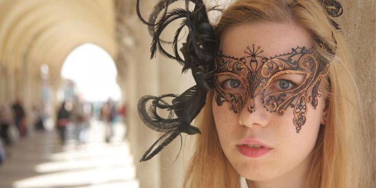 Fashion & Beauty Editorial Photography Fotografie Modefotografie Maske mask Venedig Venice Venezia - Fotostudio Wilder