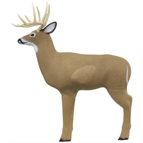 """Field Logic Shooter Buck 3D Archery Target 31"""" Shoulder Height Replacement Vitals"""