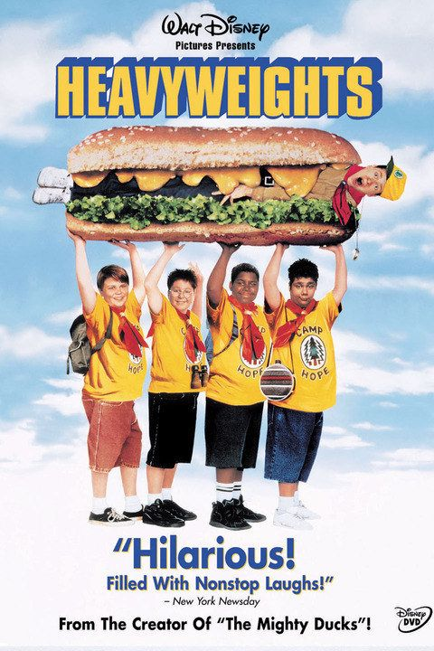 Heavyweights (1995) | 31 Of The Most Underrated Kids Movies From The '90s