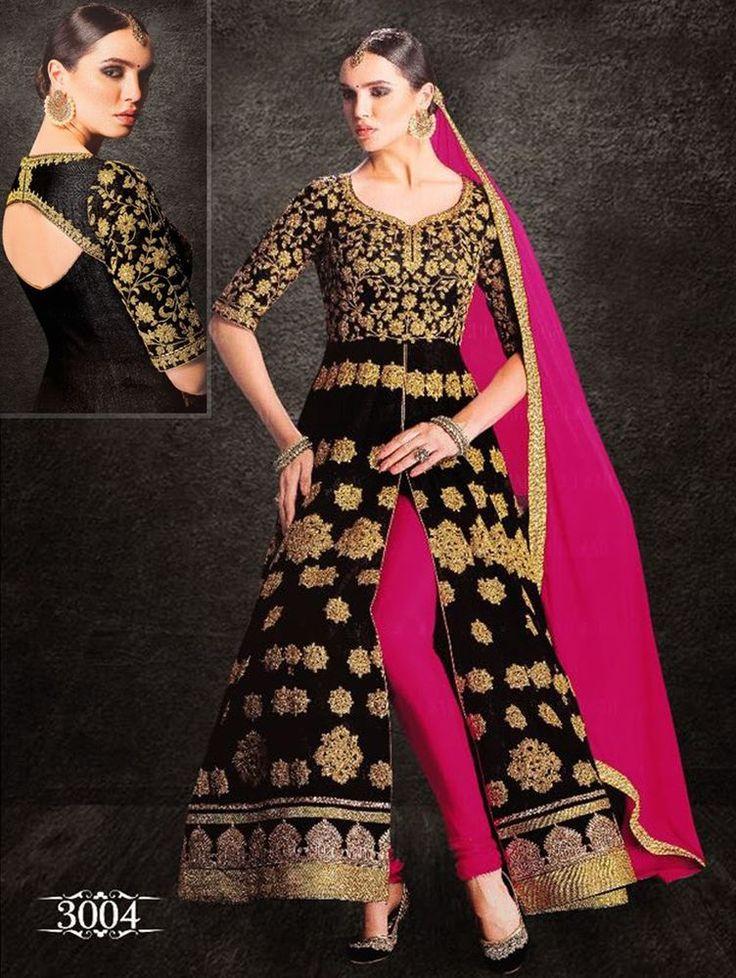 Kameez Ethnic Pakistani Anarkali Indian Designer Suit Salwar Dress Bollywood New #TanishiFashion