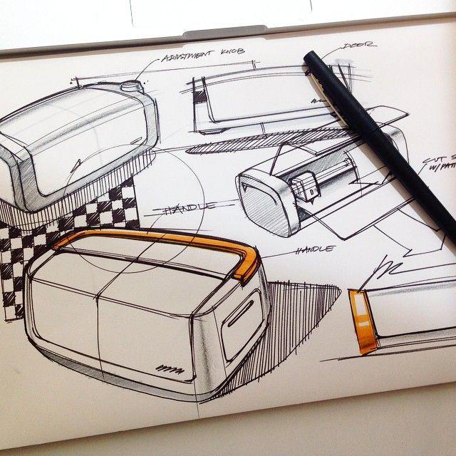 Sketch-A-Day: Spencer Nugent
