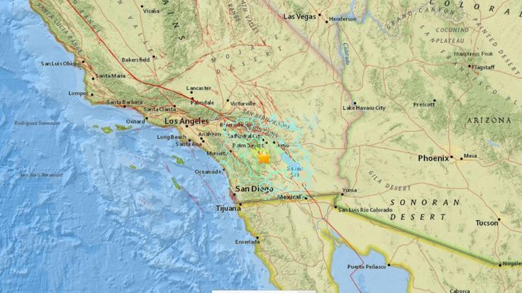 A 5.2-magnitude earthquake struck Southern California Friday morning, here's the latest news.