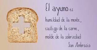 #Elayunoesútil #Ayuna💜