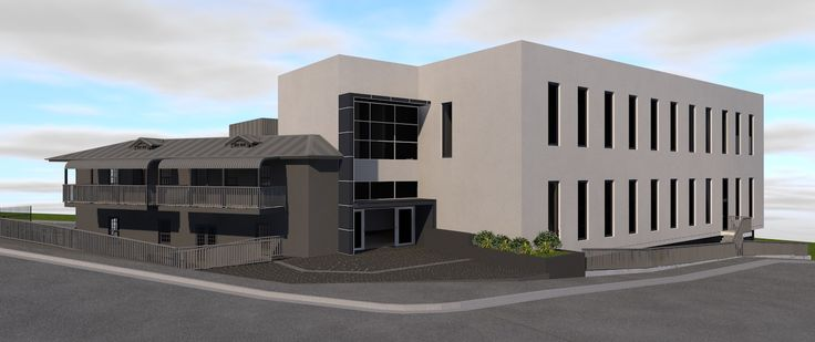 Focus Architecture has been working on this design for the QTC Building.