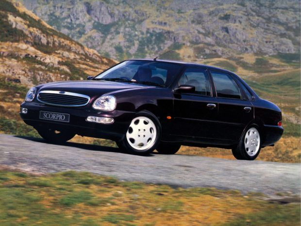 HD Wallpaper For Backgrounds Ford Scorpio Sedan UK Spec Car Tuning And