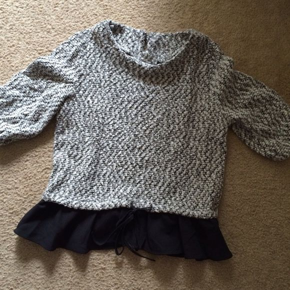 Korean top Please use offer button to make an offer.  *Not from UO, just listed for more visibility. * Urban Outfitters Tops