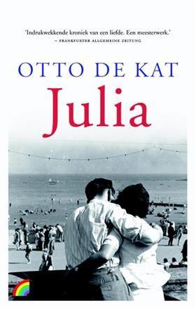 Libris-Boekhandel: Julia - Otto de Kat (Paperback, ISBN: 9789041709837 €8,-) Ontwerp: b'IJ Barbara.