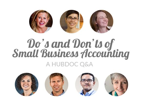 The Do's and Don'ts of Small Business Accounting