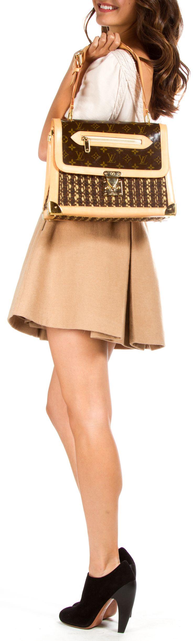 Louis Vuitton Shoulder Bag @FollowShopHers