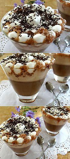 Фраппе с кофе, коньяком и взбитыми сливками. Рецепт c фото, мы подскажем, как приготовить!