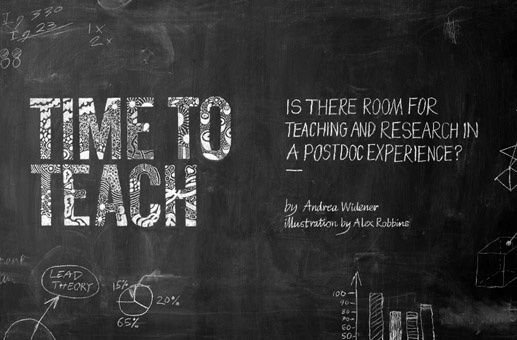 Alex Robbins (YG8) was commissioned by VSA Partners [NYC] to create chalkboard lettering and illustrations for a double page spread in the HHMI Bulletin, a quarterly publication from the famous medical institute. The board was also used as part of an interactive feature for the iPad edition. Pretty remarkable given this was Alex's first time drawing with chalk!