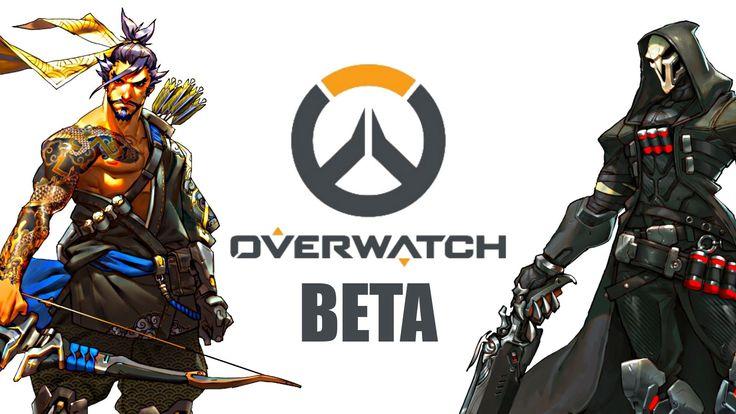 Twitch Stream: Chaos Plays Overwatch Beta