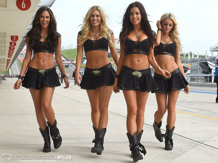 98 best Monster images on Pinterest | Grid girls, Monster energy girls and Monsters