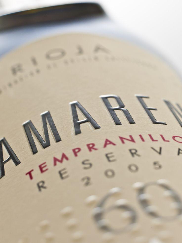 #Vino tinto Amaren 2005. Rioja