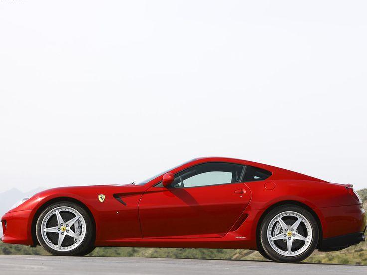 2009 Ferrari 599 GTB Fiorano HGTE