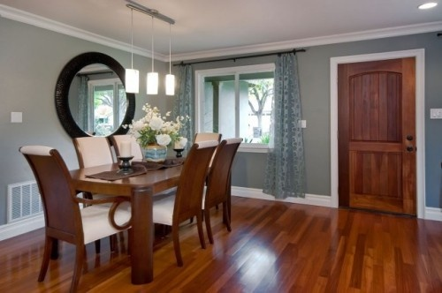 White trim wood door remodel ideas pinterest for Wood doors with white trim pictures