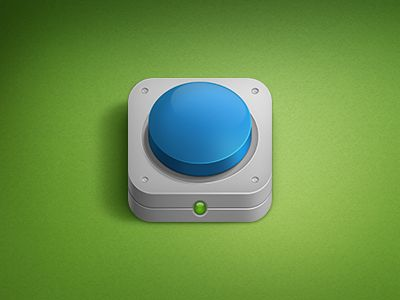 Blue button / #ui