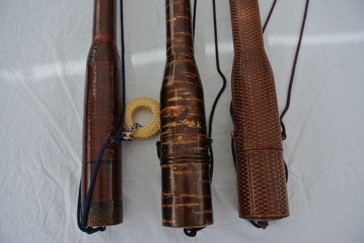 Kyudo Arrow Holders