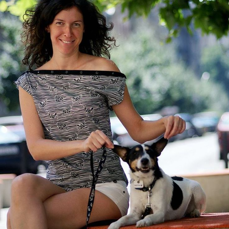 #zebras on the top :) 🐎👕 #handmadedress #madebyme #kovacsdora #dog #foxterrier