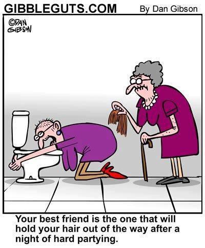 Oldies humor