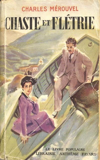 Chaste et flétrie    (1889)    de Charles MéROUVEL