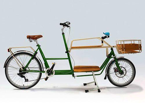 SUV!!!Bikes Baskets Diy, Bikes Design, Bikes Cargo, Bikes Makeovers, Cargo Bikes, Diy Bikes Trailers, Bicycles Carriers,  Tandem Bicycle, Bikes Ideas
