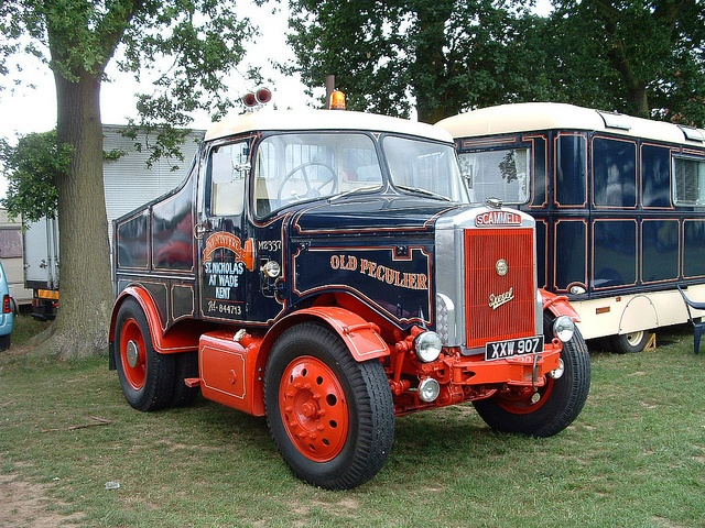 Scammell Highwayman Old Pecullier by classic vehicles, via Flickr