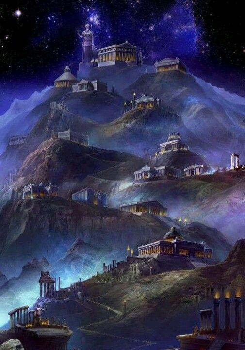 El Santuario | Saint Seiya, Lost Canvas
