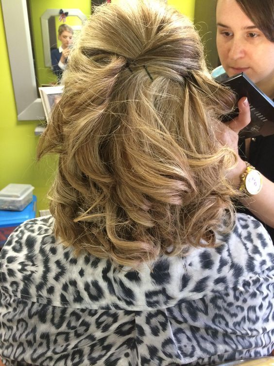 40 Gorgeous Mother of Bride Groom Short Hairstyles Ideas