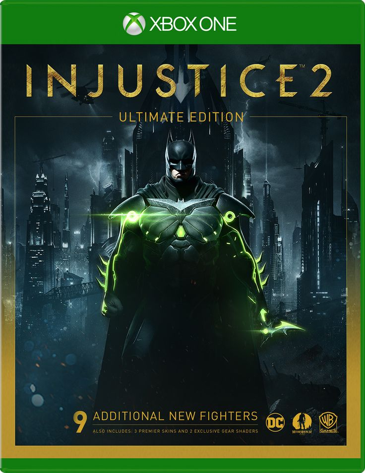 [$39.99 save 34%] Injustice 2 Ultimate Edition for Xbox One #LavaHot http://www.lavahotdeals.com/us/cheap/injustice-2-ultimate-edition-xbox/227386?utm_source=pinterest&utm_medium=rss&utm_campaign=at_lavahotdealsus