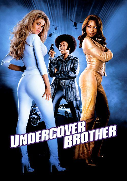 Undercover Brother 【 FuII • Movie • Streaming