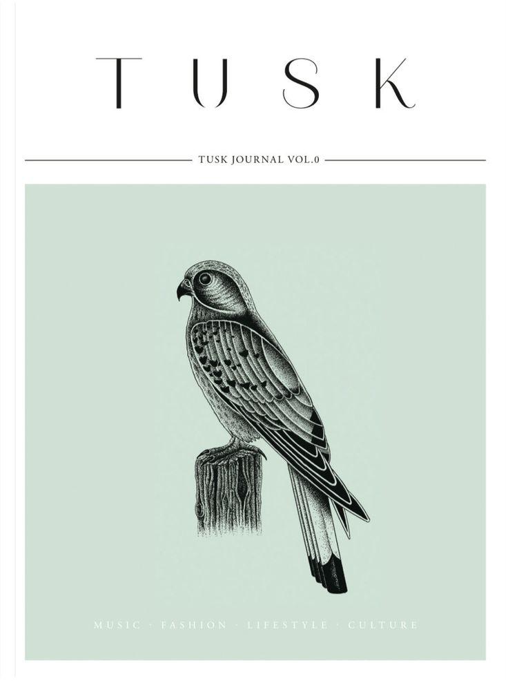 Tusk Journal (Autumn 2013/Winter 2014)