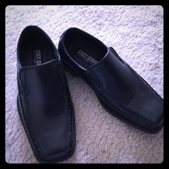 Sunday's best Youth dress shoes Stacy adams  Shoes Flats & Loafers