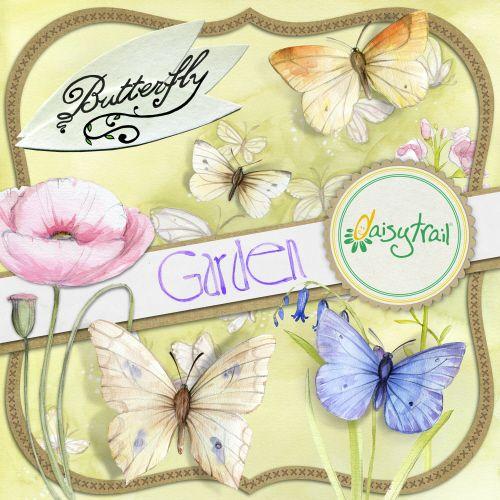 Butterfly Garden - Charlotte Thomson-Morley