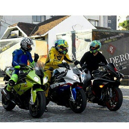 YAHAMA R1/BMW S1000RR chairellbikes4life