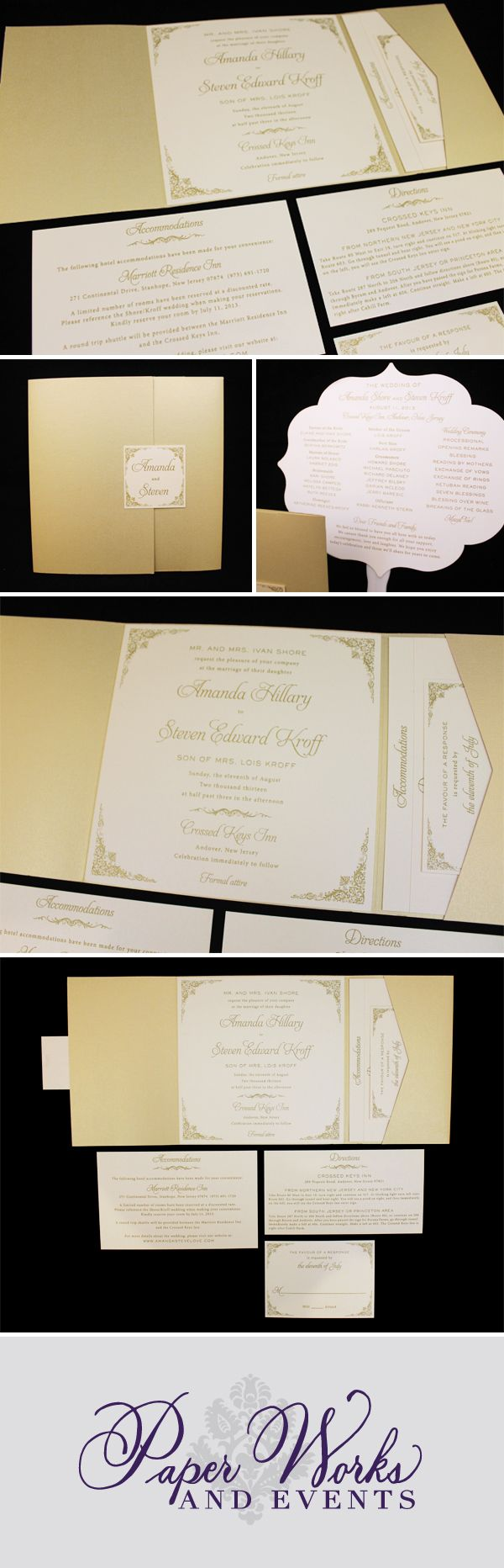 201 Best Our Wedding Invitations Images On Pinterest Bridal
