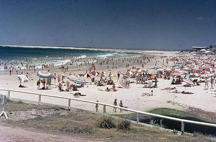 Pictures of Australia from 1966 - Caloundra