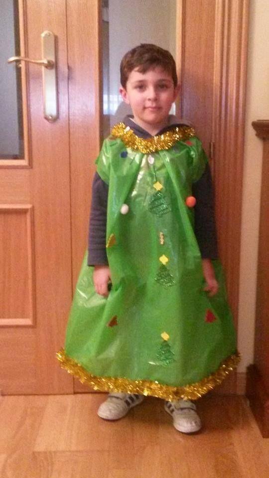 Mejores 13 im genes de disfraces de rbol en pinterest - Disfraces infantiles navidad ...