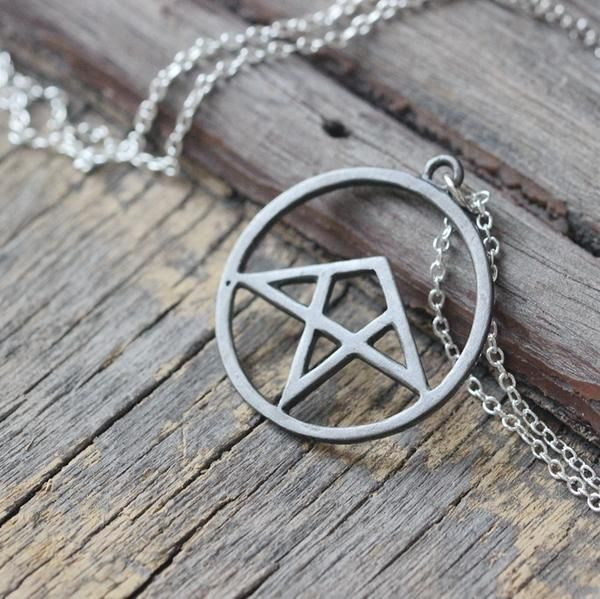 5$ Oh, Sleeper logo pendant necklace Son of the Morning jewelry Christmas gifts?