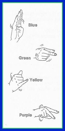 104 best american sign language images on pinterest american color signs sign language alphabetlearn sign languageamerican fandeluxe Choice Image