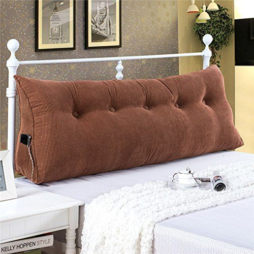 Sofa Table Vercart Sofa Bed Large Filled Triangular Wedge Cushion Bed Backrest Positioning Support Pillow Reading Pillow for