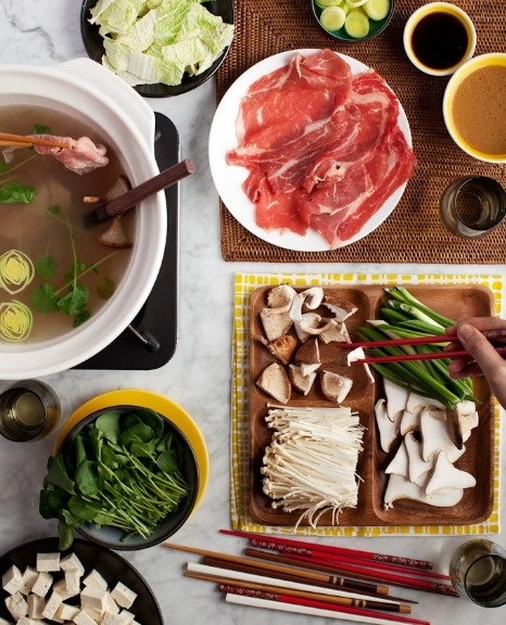 shabu shabu. My ultimate favorite.
