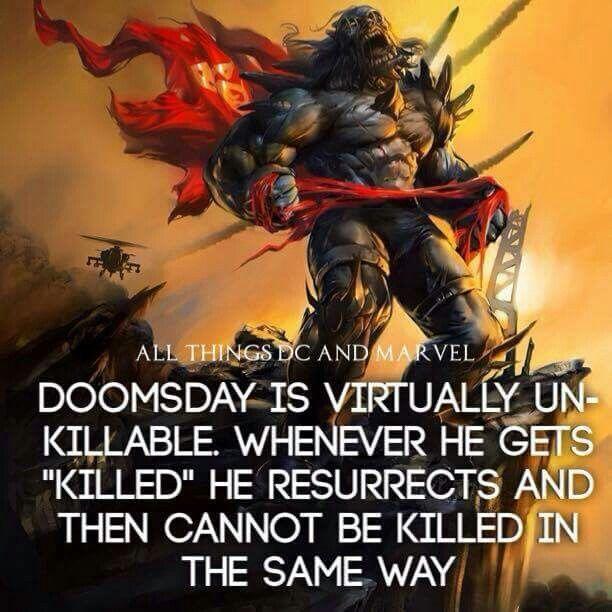 Doomsday fact