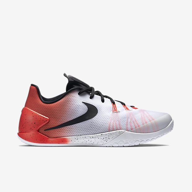 New Arrival 2015 Nike HyperChase Cheap sale Red Black Graphic De