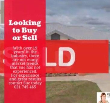 Sue Hall - Real Estate Sales Consultant