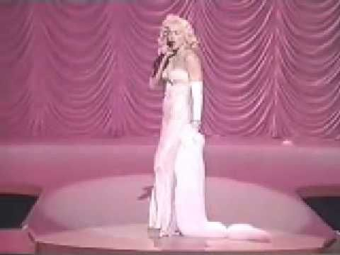 "Madonna KNOCKS IT OUTTA THE PARK with this performance of ""Sooner or Later""......yes! 1991 Academy Awards performance."